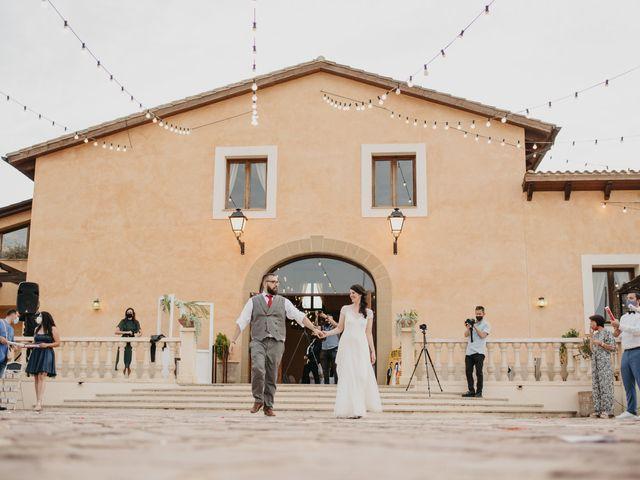 La boda de Dani y Ari en Monzon, Huesca 75