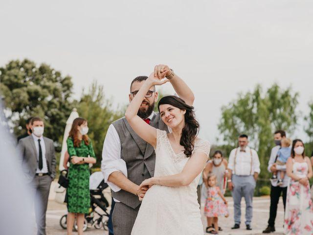 La boda de Dani y Ari en Monzon, Huesca 77
