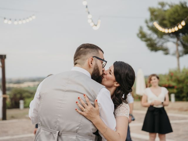La boda de Dani y Ari en Monzon, Huesca 78