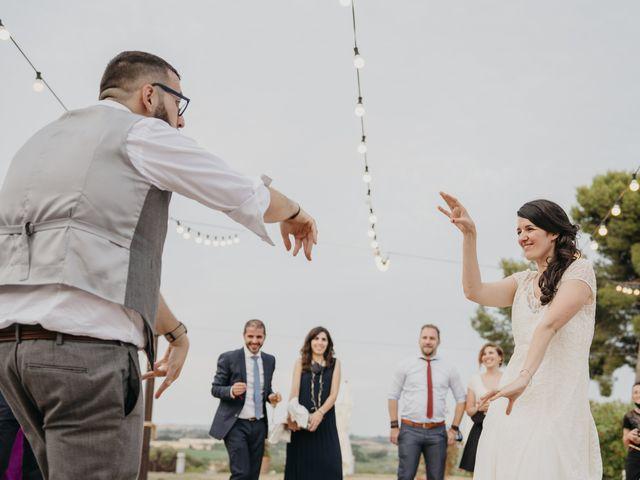 La boda de Dani y Ari en Monzon, Huesca 79