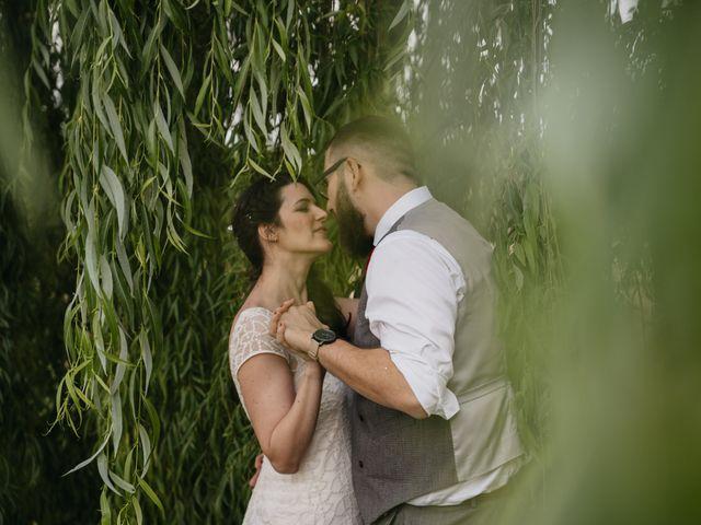 La boda de Dani y Ari en Monzon, Huesca 81