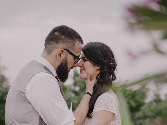 La boda de Dani y Ari en Monzon, Huesca 84