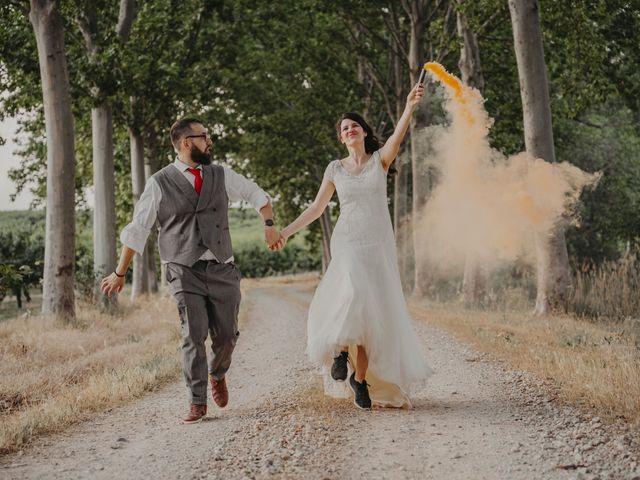 La boda de Dani y Ari en Monzon, Huesca 88