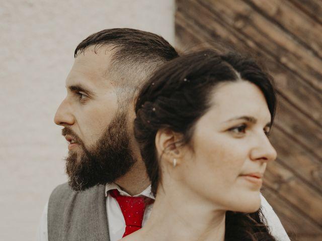 La boda de Dani y Ari en Monzon, Huesca 94