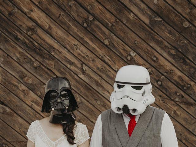La boda de Dani y Ari en Monzon, Huesca 2