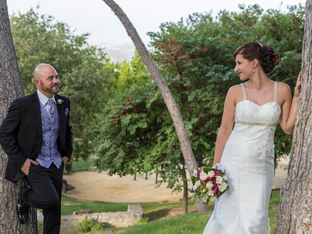 La boda de Raúl y Sonia en Jaén, Jaén 1