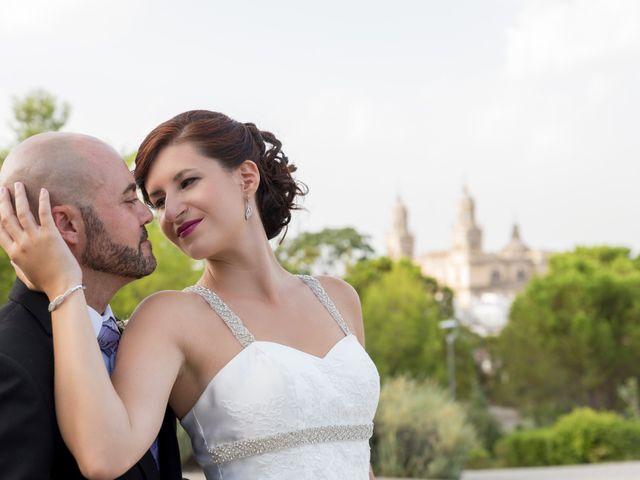 La boda de Raúl y Sonia en Jaén, Jaén 34