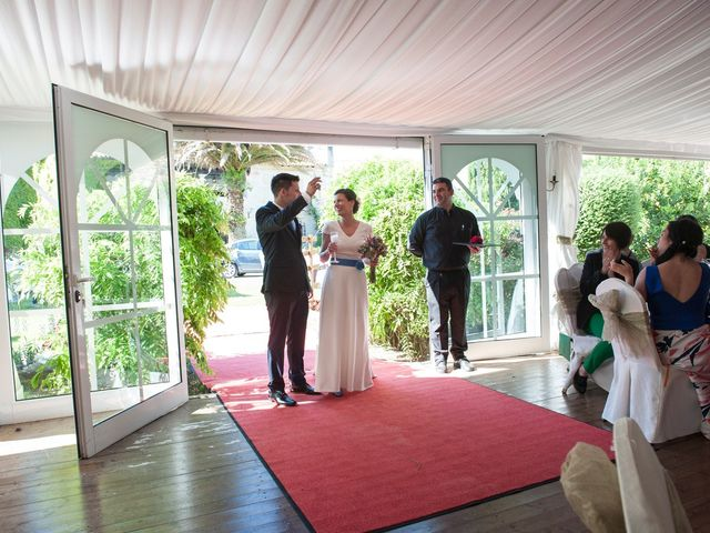 La boda de Antonio y Carmen en Santander, Cantabria 37