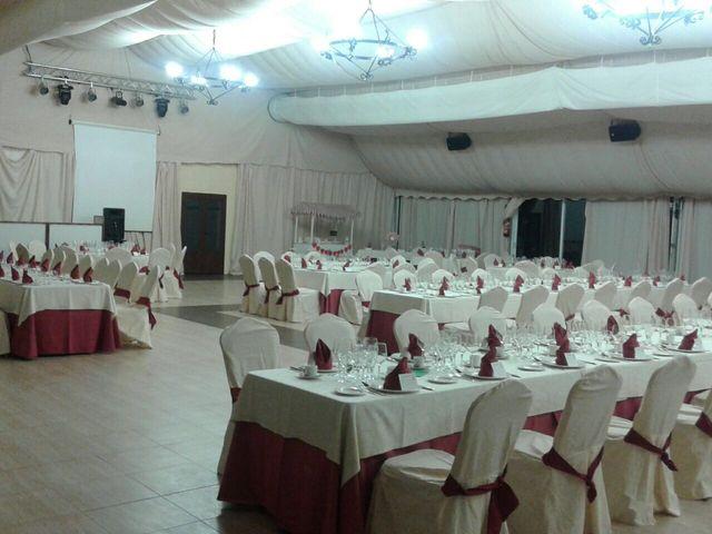La boda de Angel y Vanesa en Logrosan, Cáceres 1
