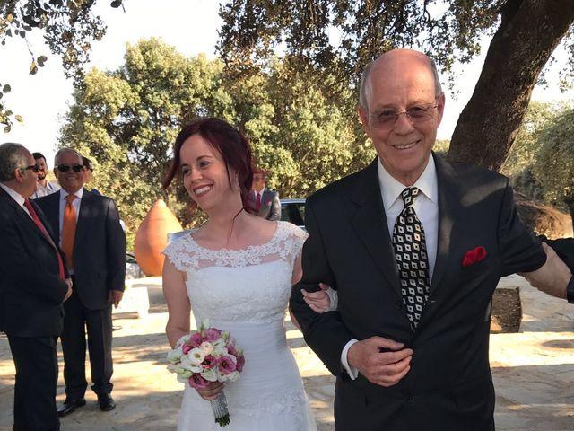 La boda de Angel y Vanesa en Logrosan, Cáceres 3