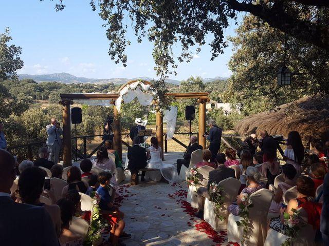 La boda de Angel y Vanesa en Logrosan, Cáceres 7