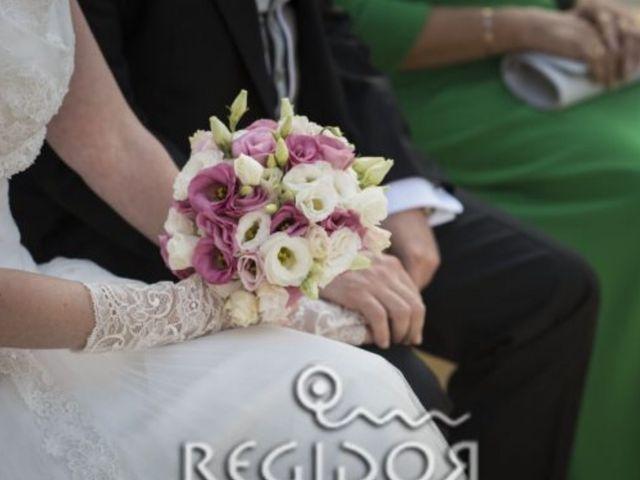 La boda de Angel y Vanesa en Logrosan, Cáceres 15