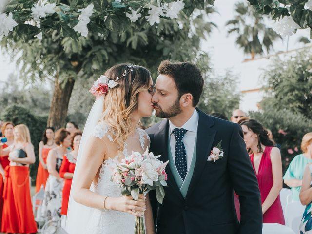 La boda de Miguel y María en Alcala De Guadaira, Sevilla 17