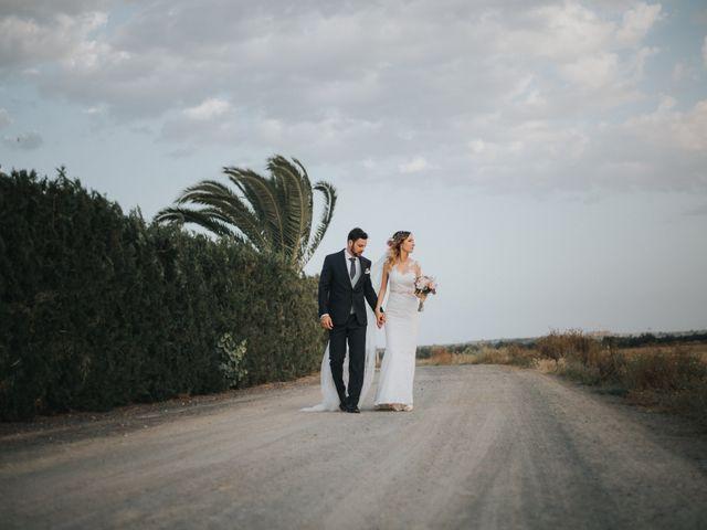 La boda de Miguel y María en Alcala De Guadaira, Sevilla 18