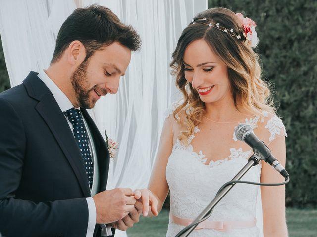 La boda de Miguel y María en Alcala De Guadaira, Sevilla 13