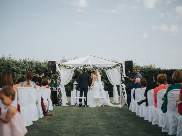 La boda de Miguel y María en Alcala De Guadaira, Sevilla 11