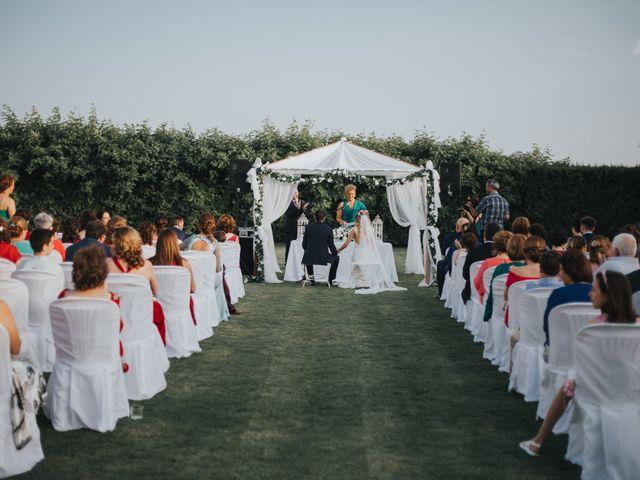La boda de Miguel y María en Alcala De Guadaira, Sevilla 12