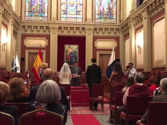 La boda de Néstor y Dulce en Santa Cruz De Tenerife, Santa Cruz de Tenerife 2