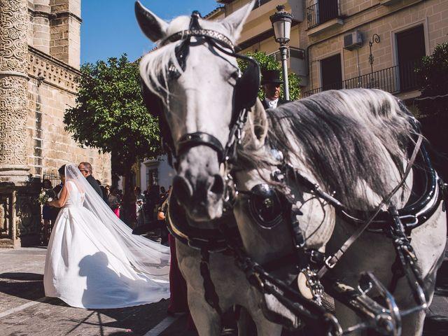 La boda de Antonio y Mónica en Jerez De La Frontera, Cádiz 20
