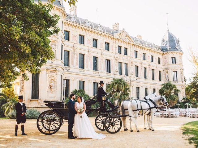 La boda de Antonio y Mónica en Jerez De La Frontera, Cádiz 27