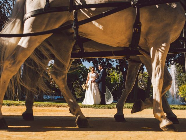 La boda de Antonio y Mónica en Jerez De La Frontera, Cádiz 1