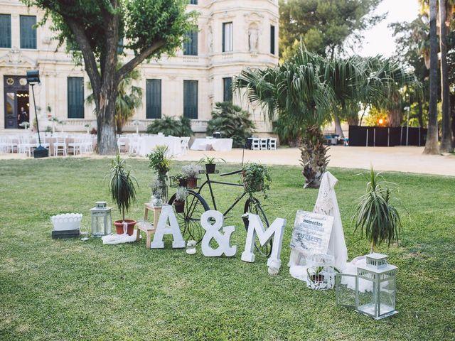 La boda de Antonio y Mónica en Jerez De La Frontera, Cádiz 31