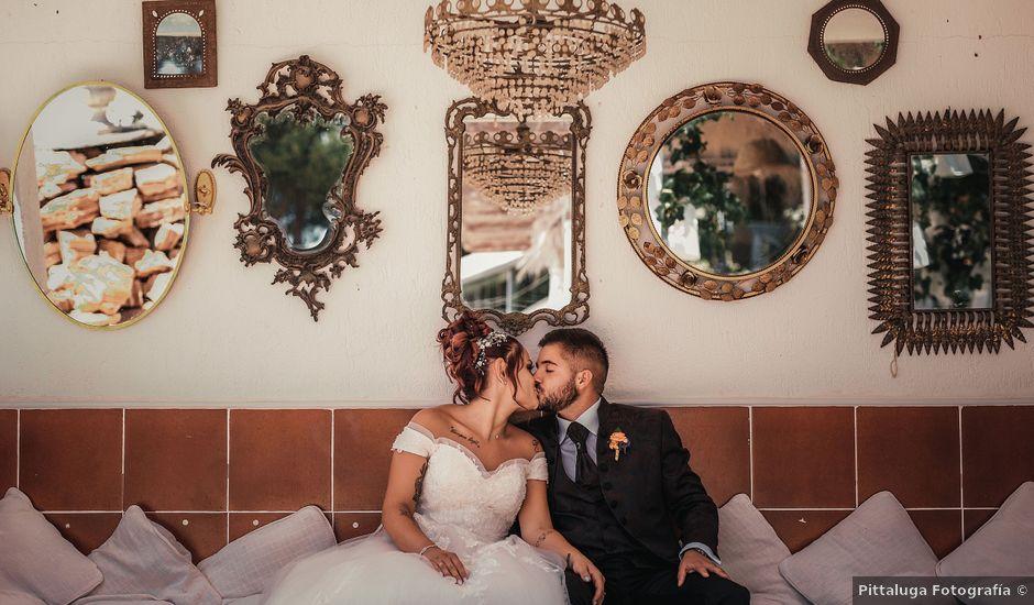 La boda de Lucas y Sandra en Mutxamel, Alicante