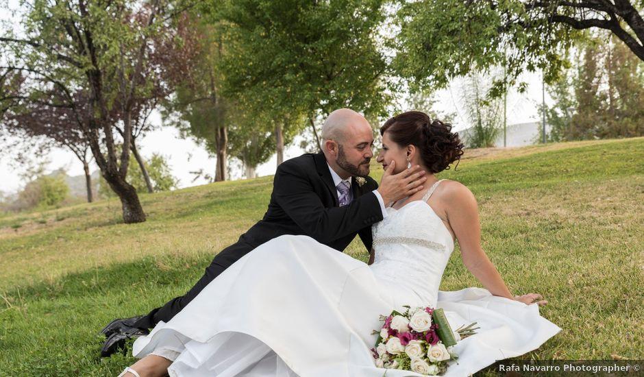 La boda de Raúl y Sonia en Jaén, Jaén