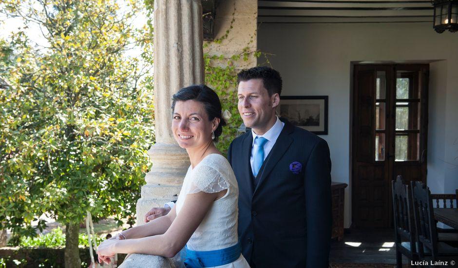 La boda de Antonio y Carmen en Santander, Cantabria
