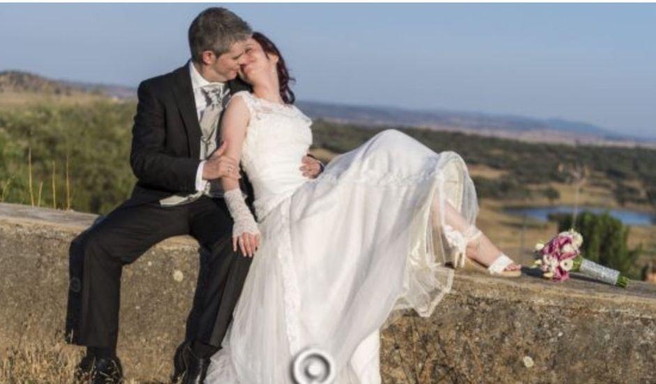 La boda de Angel y Vanesa en Logrosan, Cáceres