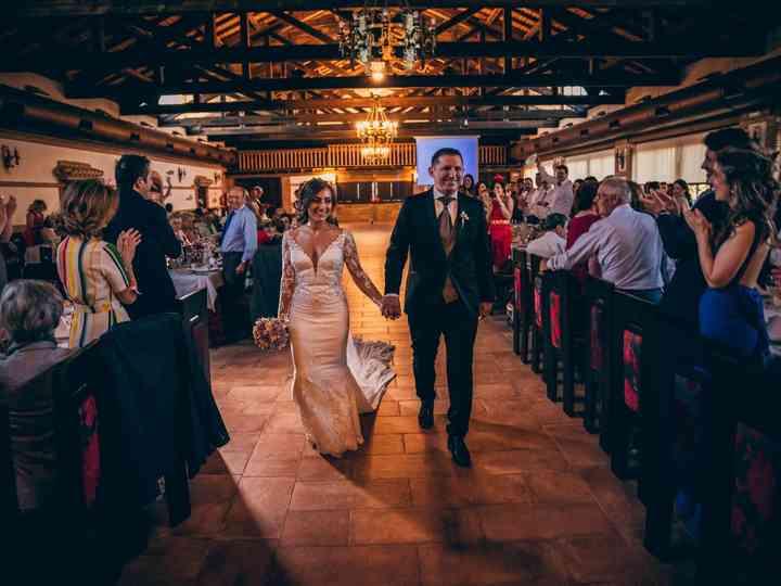 La boda de Teresa y Rubén