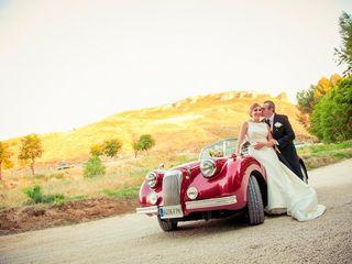 La boda de Beatriz y Paco