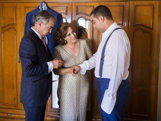 La boda de Yoana y Borja 2