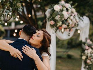 La boda de Emma y Diego