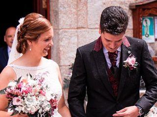La boda de Tania y Óscar