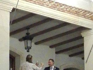 La boda de Elisabet  y Michel 2