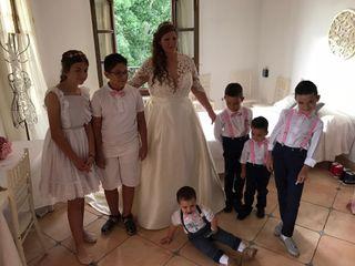 La boda de Elisabet  y Michel 3