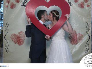 La boda de Sara y Antoni 1