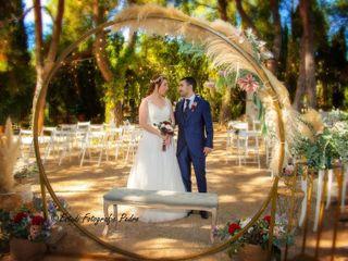 La boda de Sara y Antoni