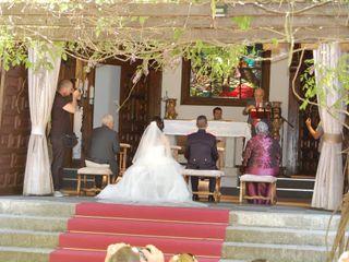 La boda de Carmen  y Héctor 2