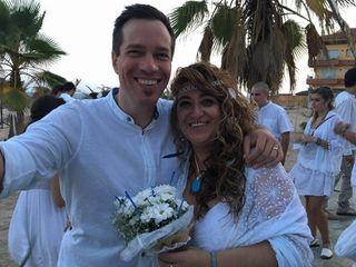 La boda de Elena y Tito