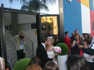La boda de Raquel y Dani 1