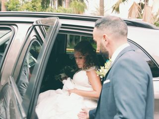 La boda de Amelia y Chano 1