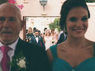 La boda de Amelia y Chano 3