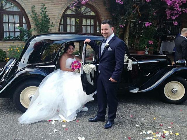 La boda de David y Laura en O Porriño, Pontevedra 1