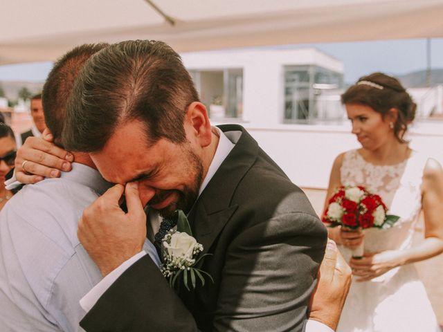 La boda de Josué y Miriam en San Cristobal, Santa Cruz de Tenerife 6