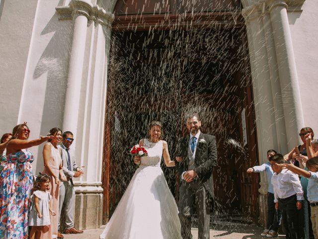 La boda de Josué y Miriam en San Cristobal, Santa Cruz de Tenerife 9