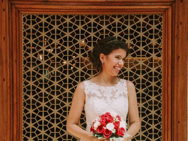 La boda de Josué y Miriam en San Cristobal, Santa Cruz de Tenerife 12