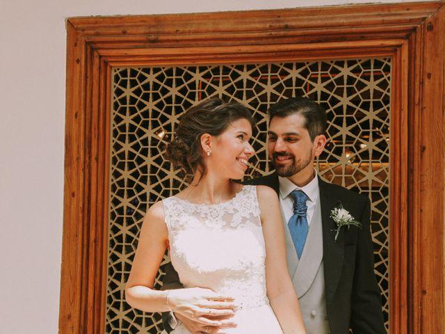 La boda de Josué y Miriam en San Cristobal, Santa Cruz de Tenerife 2