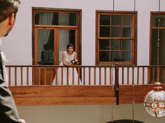 La boda de Josué y Miriam en San Cristobal, Santa Cruz de Tenerife 14